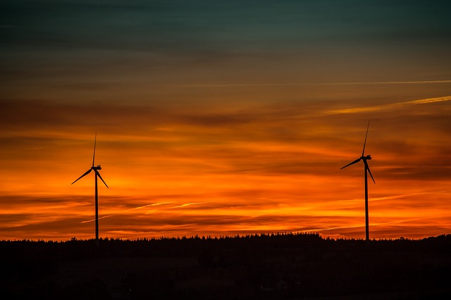 Wind farm solution to crypto mining power problem?