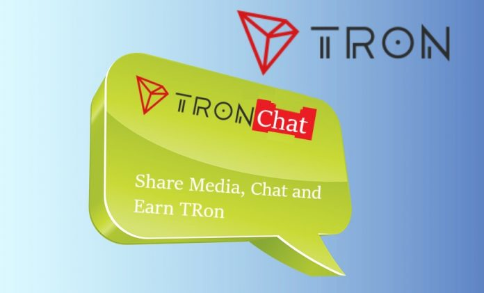 TronChat Rewards Users