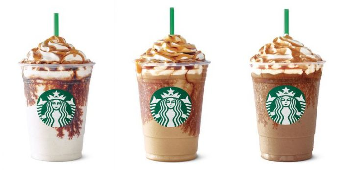 Frappuccinos With Bitcoin