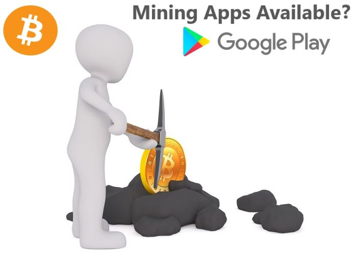All mining apps should disappear from the Google Play Store