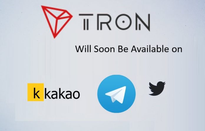 The cooperation between TRON and Seedit