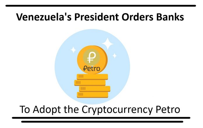 To Adopt the Cryptocurrency Petro